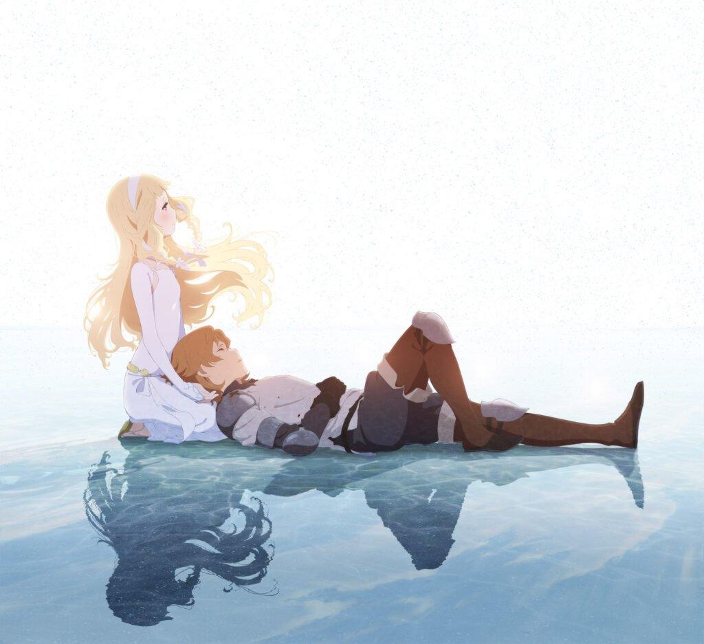 2 Sayonara no Asa ni Yakusoku no Hana wo Kazarou 1 - Yetişkinler İçin Anime Film Önerileri - Figurex Film