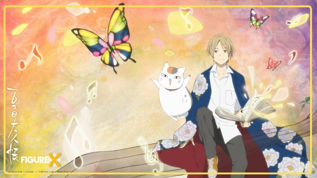 20 Natsume Yuujinchou - Barakamon Tarzı Animeler, - Figurex Anime Önerileri