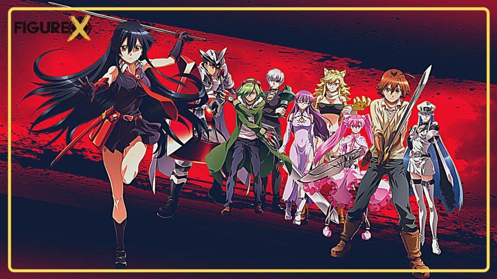 21 Akame ga Kill - Attack On Titans Tarzı Animeler (Shingeki No Kyojin) - Figurex Anime Önerileri