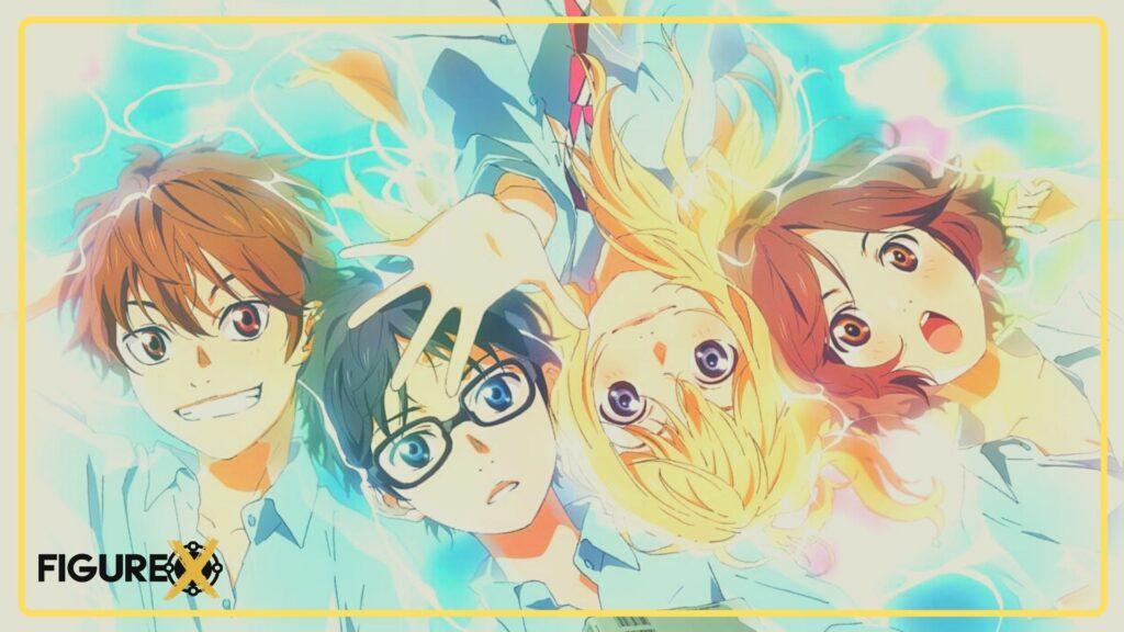 23 Shigatsu wa Kimi no Uso 1 - Netflix'de İzleyebileceğiniz Harika Animeler - Figurex Sinema