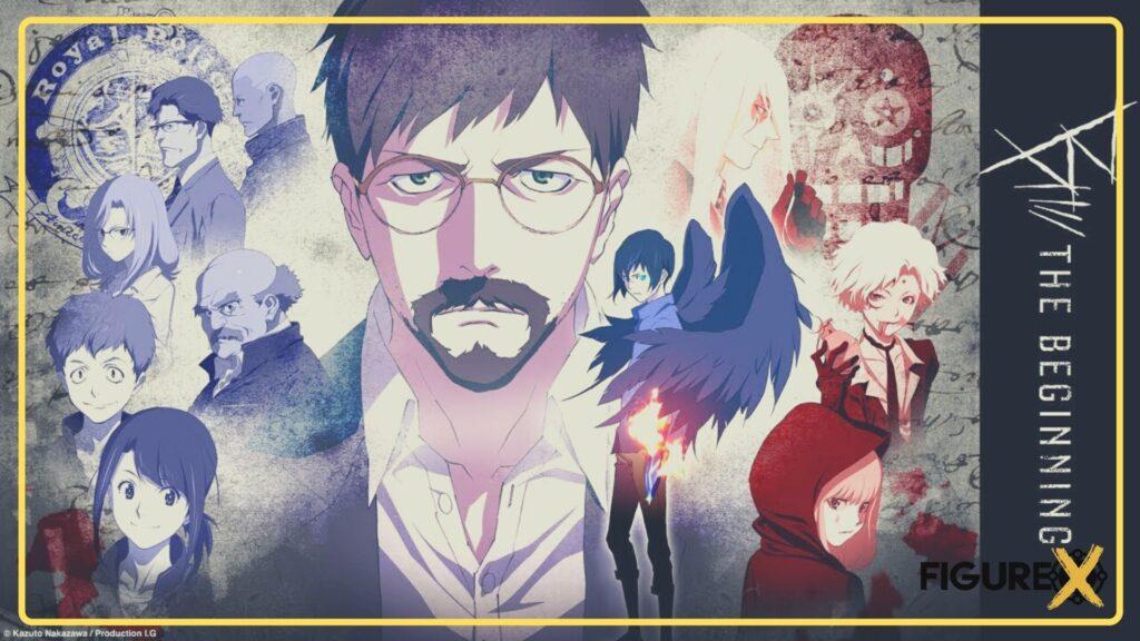 24 B The Beginning 1 - Netflix'de İzleyebileceğiniz Harika Animeler - Figurex Sinema
