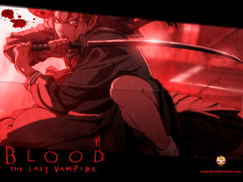 27 Blood The Last Vampire - Yetişkinler İçin Anime Film Önerileri - Figurex Film