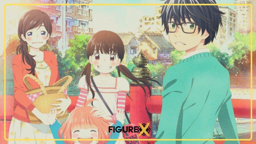 29 3 gatsu no Lion 1 - Netflix'de İzleyebileceğiniz Harika Animeler - Figurex Sinema