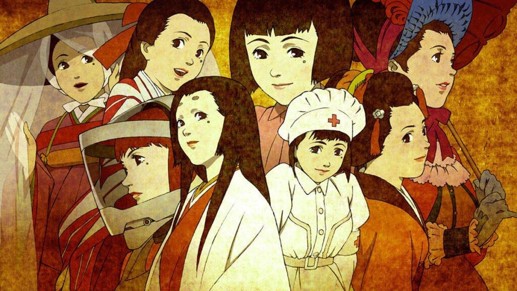 3 Millennium Actress 1 - Yetişkinler İçin Anime Film Önerileri - Figurex Film