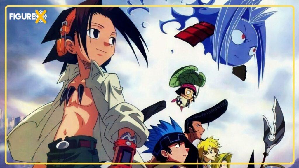 31 Shaman King - Fairy Tail Tarzı Animeler - Figurex Anime Önerileri