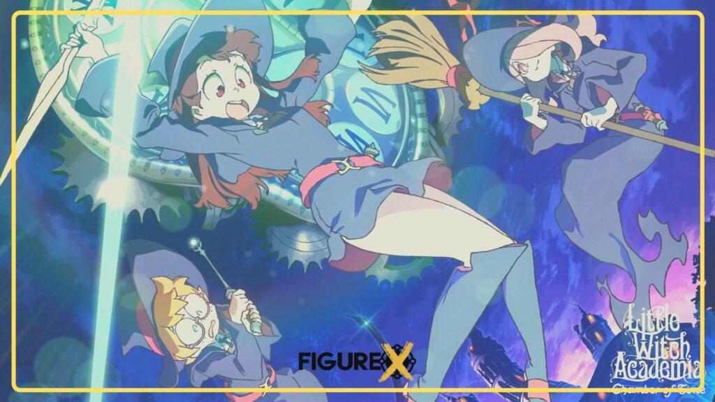 33 Little Witch Academia 1 - Netflix'de İzleyebileceğiniz Harika Animeler - Figurex Sinema