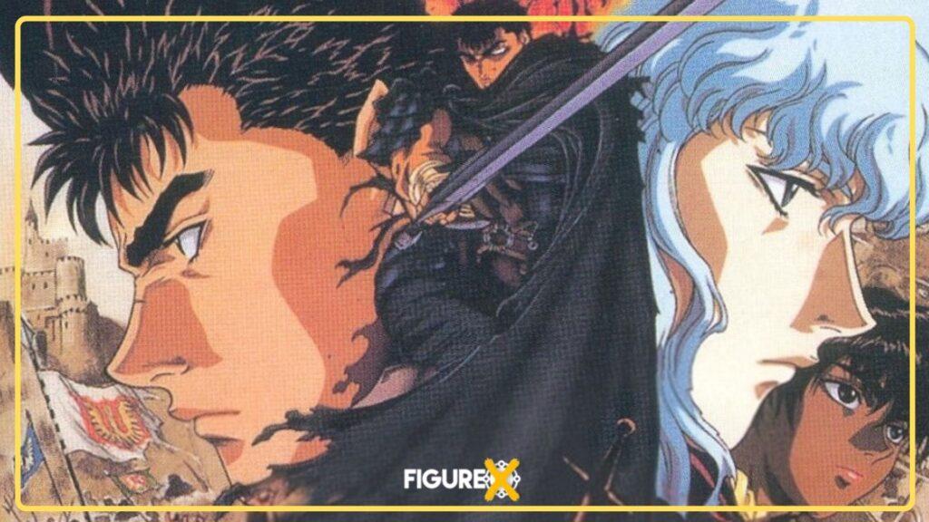 36 Berserk - Attack On Titans Tarzı Animeler (Shingeki No Kyojin) - Figurex Anime Önerileri