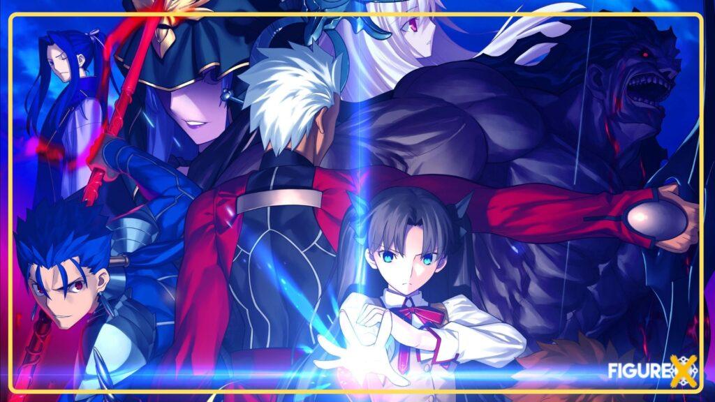 36 Fate Stay Night Unlimited Blade 1 - Netflix'de İzleyebileceğiniz Harika Animeler - Figurex Sinema