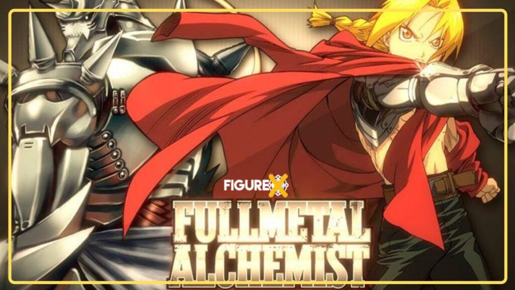 51 Fullmetal Alchemist 1 - Castlevania Tarzı Animeler - Figurex Anime Önerileri