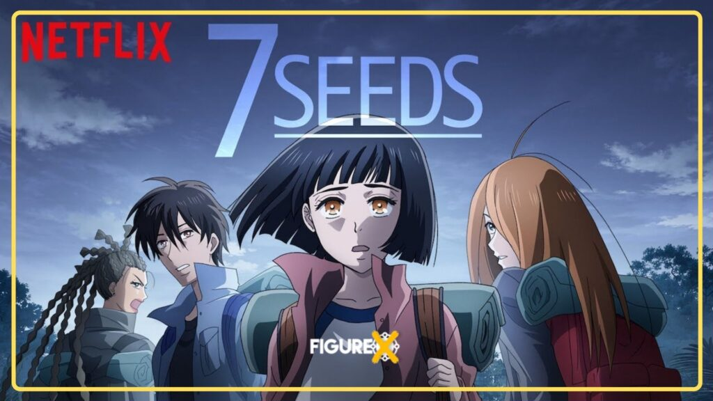 6 7 Seeds 1 - Netflix'de İzleyebileceğiniz Harika Animeler - Figurex Sinema