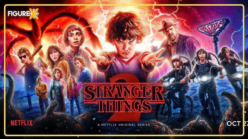 7 Stranger Things 1 - Netflix'de Yayınlanan Fantastik Dizi Önerileri - En İyi 20 - Figurex Dizi
