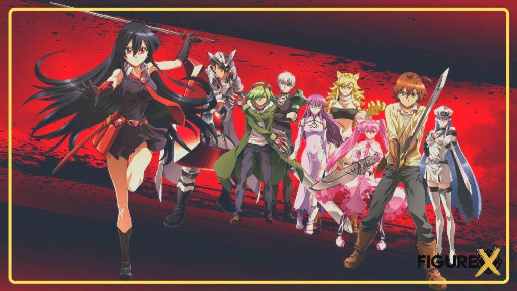 8 Akame ga Kill 1 - Netflix'de İzleyebileceğiniz Harika Animeler - Figurex Sinema