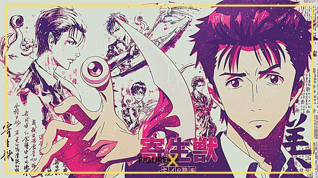 90 Kiseijuu Sei no Kakuritsu - Tokyo Ghoul Tarzı Animeler - Figurex Anime Önerileri