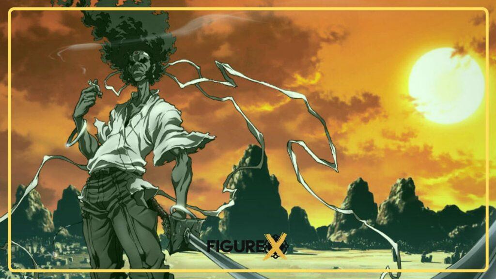 Afro Samurai - Berserk Tarzı Animeler - Figurex Anime Önerileri