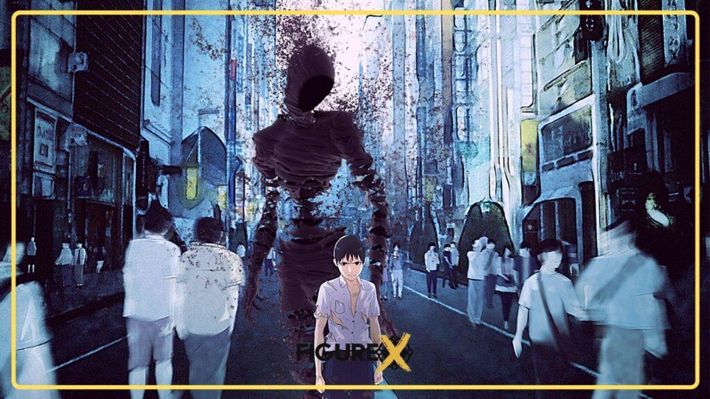 Ajin - Tokyo Ghoul Tarzı Animeler - Figurex Anime Önerileri