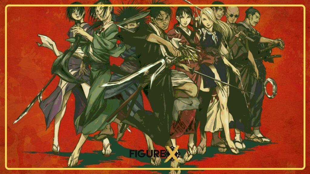 Blade of the Immortal - Berserk Tarzı Animeler - Figurex Anime Önerileri