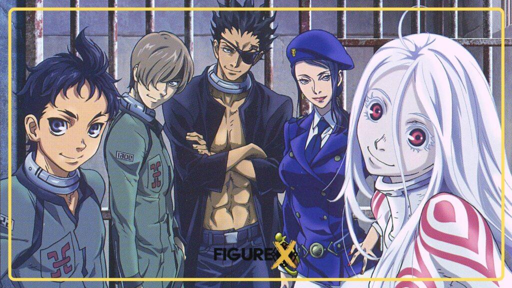 Deadman.Wonderland.full - Tokyo Ghoul Tarzı Animeler - Figurex Anime Önerileri