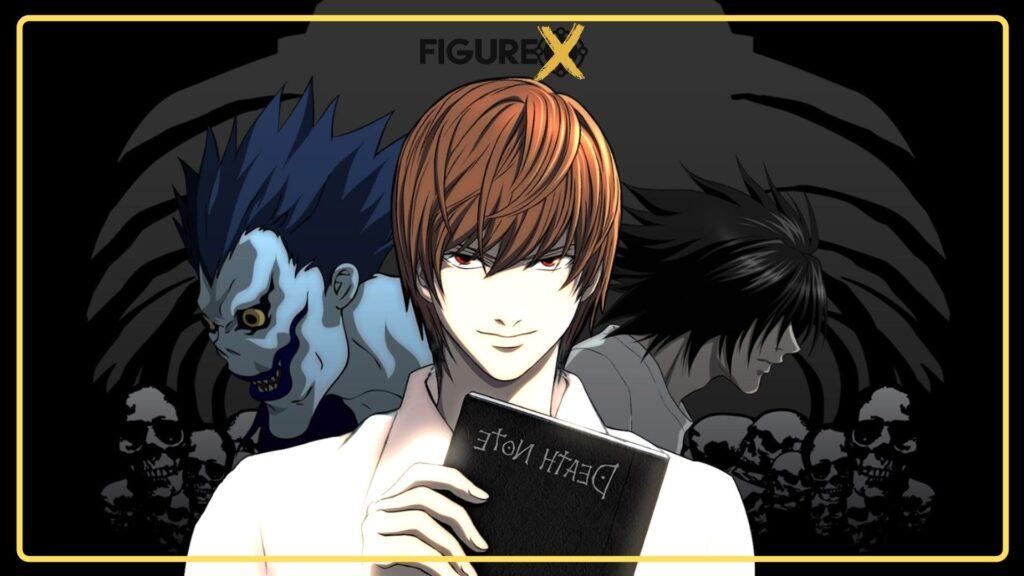 Death Note 2 - Akıl Oyunları Tarzı Animeler - Figurex Anime Önerileri