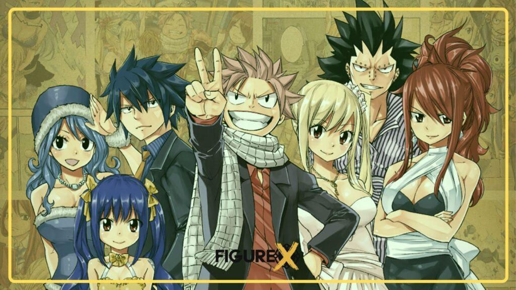 Fairy Tail - One Piece Tarzı Animeler - Figurex Anime Önerileri