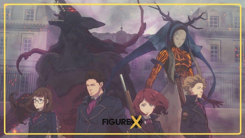 Fairy gone - Kimetsu no Yaiba Tarzı Animeler - Figurex Anime Önerileri