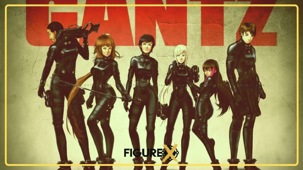 GANTZ - Berserk Tarzı Animeler - Figurex Anime Önerileri