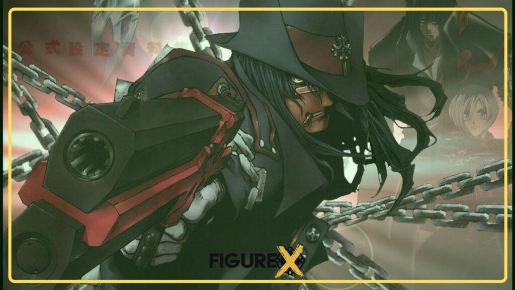 Gungrave - Berserk Tarzı Animeler - Figurex Anime Önerileri