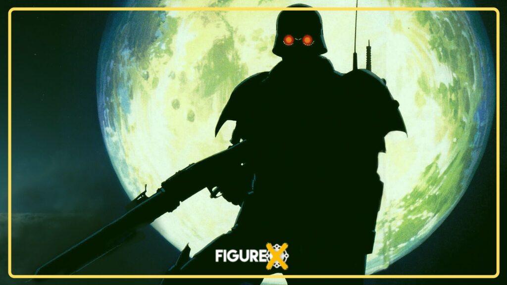 Jin Roh The Wolf Brigade - Berserk Tarzı Animeler - Figurex Anime Önerileri