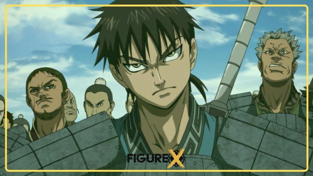 Kingdom - Berserk Tarzı Animeler - Figurex Anime Önerileri
