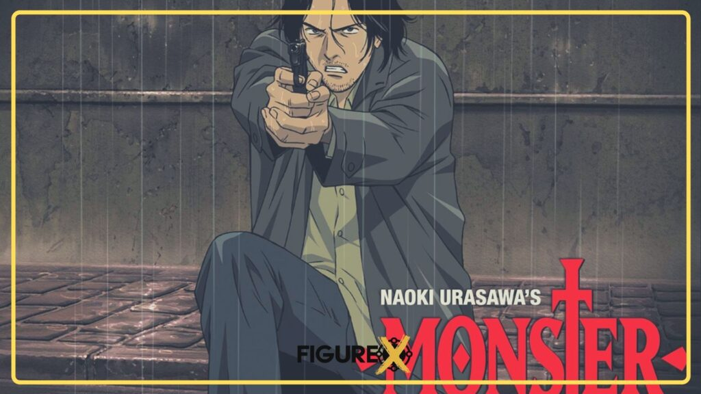 Monster - Akıl Oyunları Tarzı Animeler - Figurex Anime Önerileri