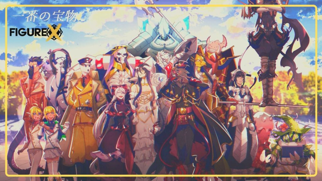 Overlord - Sword Art Online Tarzı Animeler - Figurex Anime Önerileri