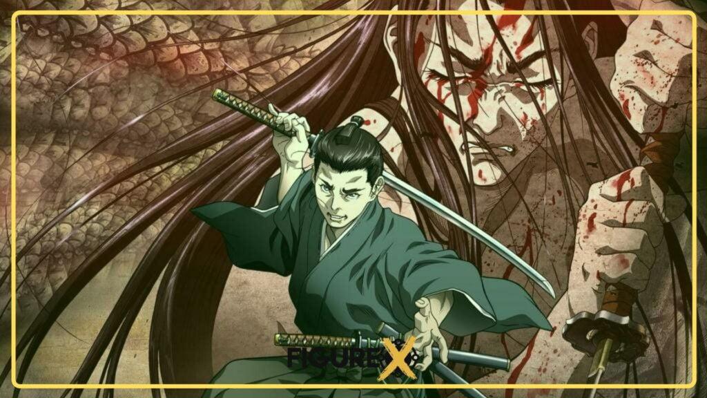 Shigurui - Berserk Tarzı Animeler - Figurex Anime Önerileri