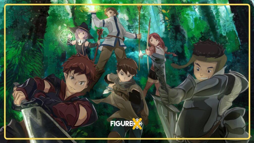 Shihoru - Sword Art Online Tarzı Animeler - Figurex Anime Önerileri