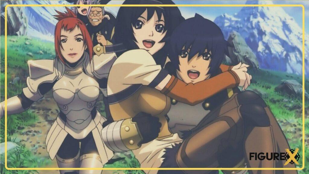 The Tower of Druaga the Aegis of Uruk - Sword Art Online Tarzı Animeler - Figurex Anime Önerileri