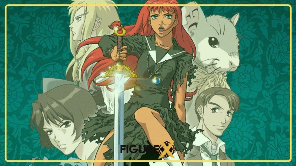 The Twelve Kingdoms - Berserk Tarzı Animeler - Figurex Anime Önerileri