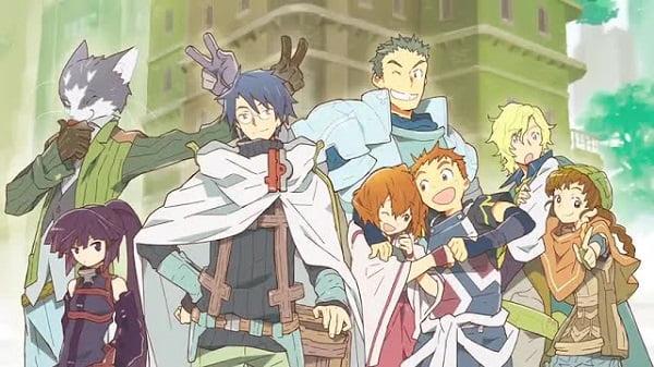 f66ebe22ef9933237be410a6c2c888cd - Log Horizon Animesinin Yeni Sezonu İçin Yeni Tarih - Figurex Anime Haber
