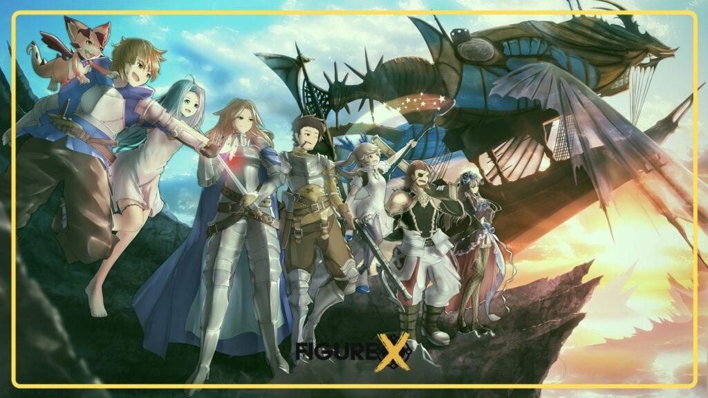 granblue fantasy - One Piece Tarzı Animeler - Figurex Anime Önerileri
