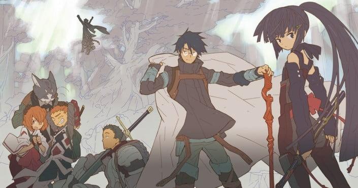 log horizon sezon 3 ne zaman - Log Horizon Animesinin Yeni Sezonu İçin Yeni Tarih - Figurex Anime Haber