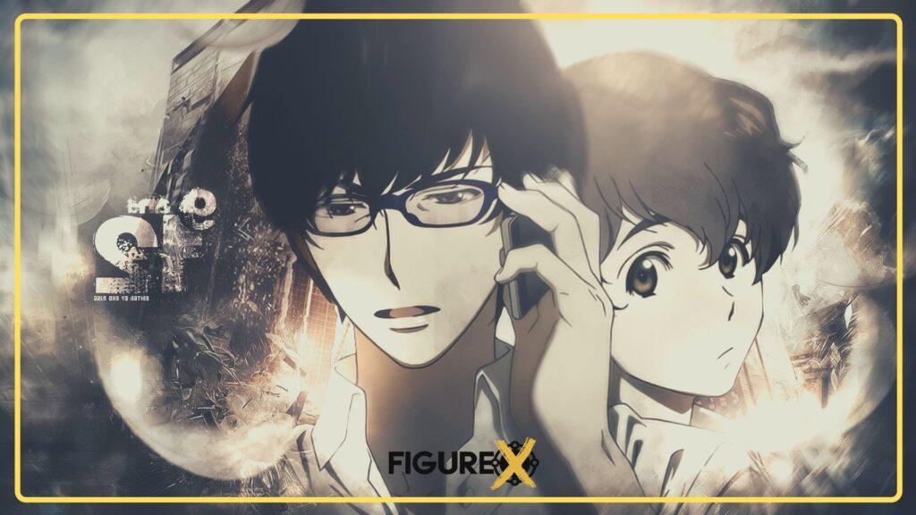 nine and twelve zankyou no terror - Akıl Oyunları Tarzı Animeler - Figurex Anime Önerileri