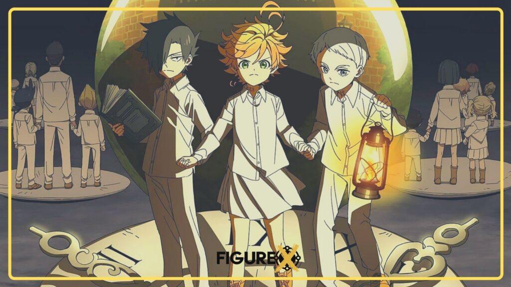 promised neverland - Akıl Oyunları Tarzı Animeler - Figurex Anime Önerileri