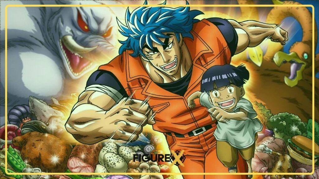 One Piece Tarzı Animeler