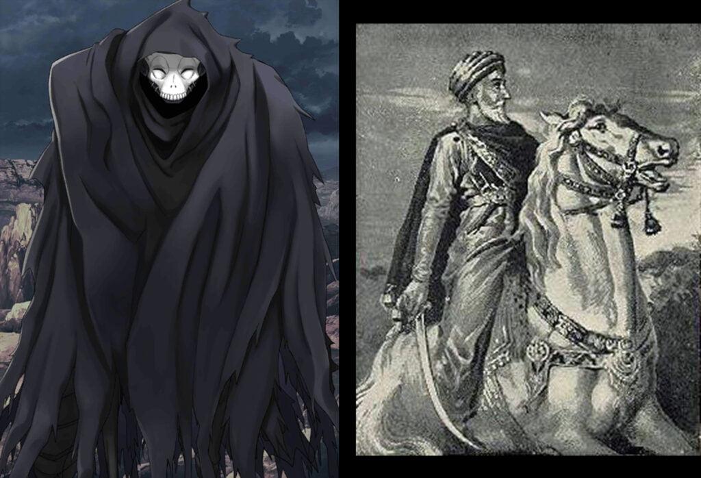 1 Hassan of the Cursed Arm - Fate/Grand Order Assassin Sınıfındakilerin Gerçekler Hikayeleri - Figurex Ne? Nedir?