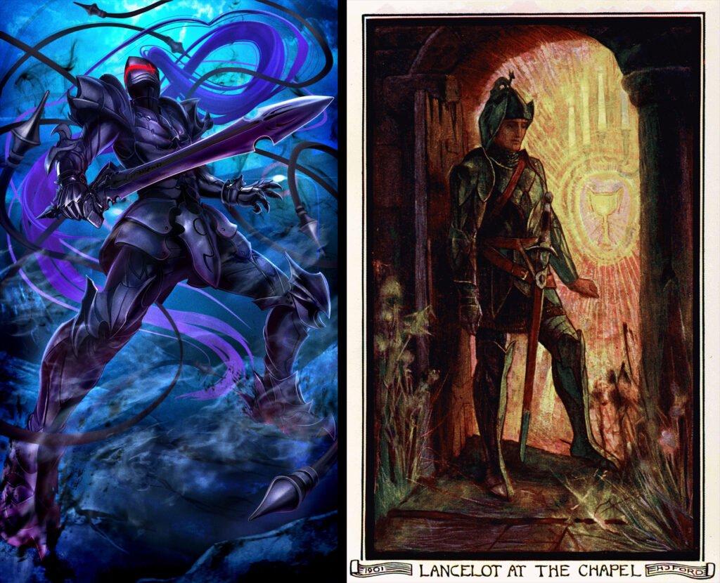 1 Lancelot 1 - Fate/Grand Order Berserker Sınıfındakilerin Gerçek Hikayeleri - Figurex Ne? Nedir?