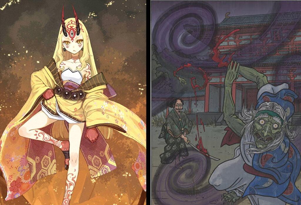 10 Ibaraki Douji 1 - Fate/Grand Order Berserker Sınıfındakilerin Gerçek Hikayeleri - Figurex Ne? Nedir?