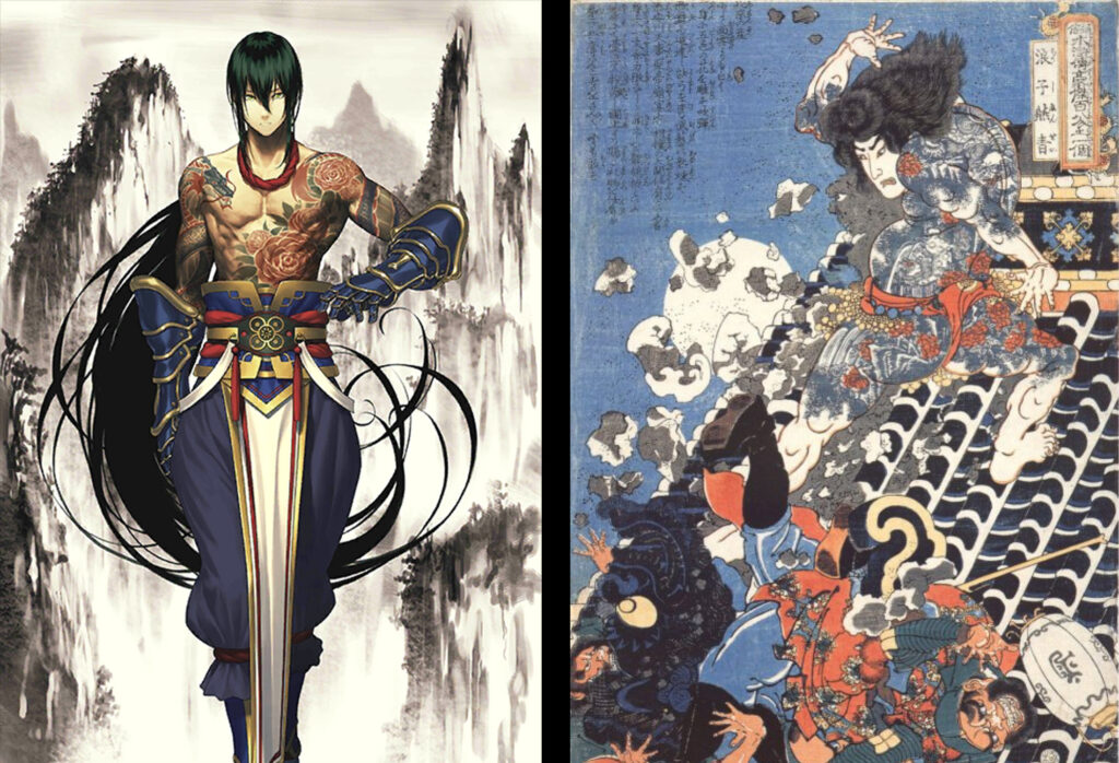 11 Yan Qing 1 - Fate/Grand Order Assassin Sınıfındakilerin Gerçekler Hikayeleri - Figurex Ne? Nedir?