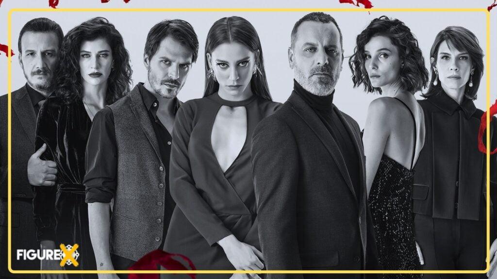 12 Fi 1 1 - Netflix'teki En İyi Türk Dizileri - Top 20 - Figurex Dizi