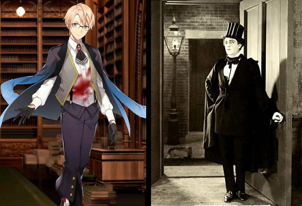 13 Henry Jekyll Hyde 1 - Fate/Grand Order Assassin Sınıfındakilerin Gerçekler Hikayeleri - Figurex Ne? Nedir?