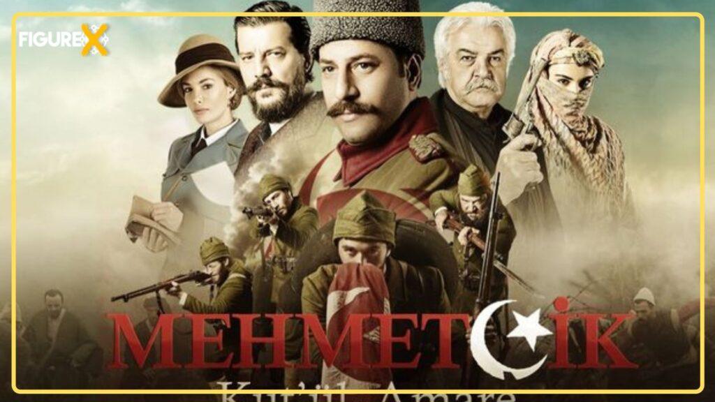 13 Mehmetcik Kutul Amare 1 - Netflix'teki En İyi Türk Dizileri - Top 20 - Figurex Dizi