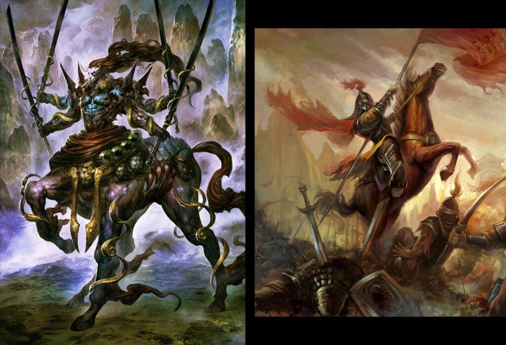 13 Xiang Yu 1 - Fate/Grand Order Berserker Sınıfındakilerin Gerçek Hikayeleri - Figurex Ne? Nedir?