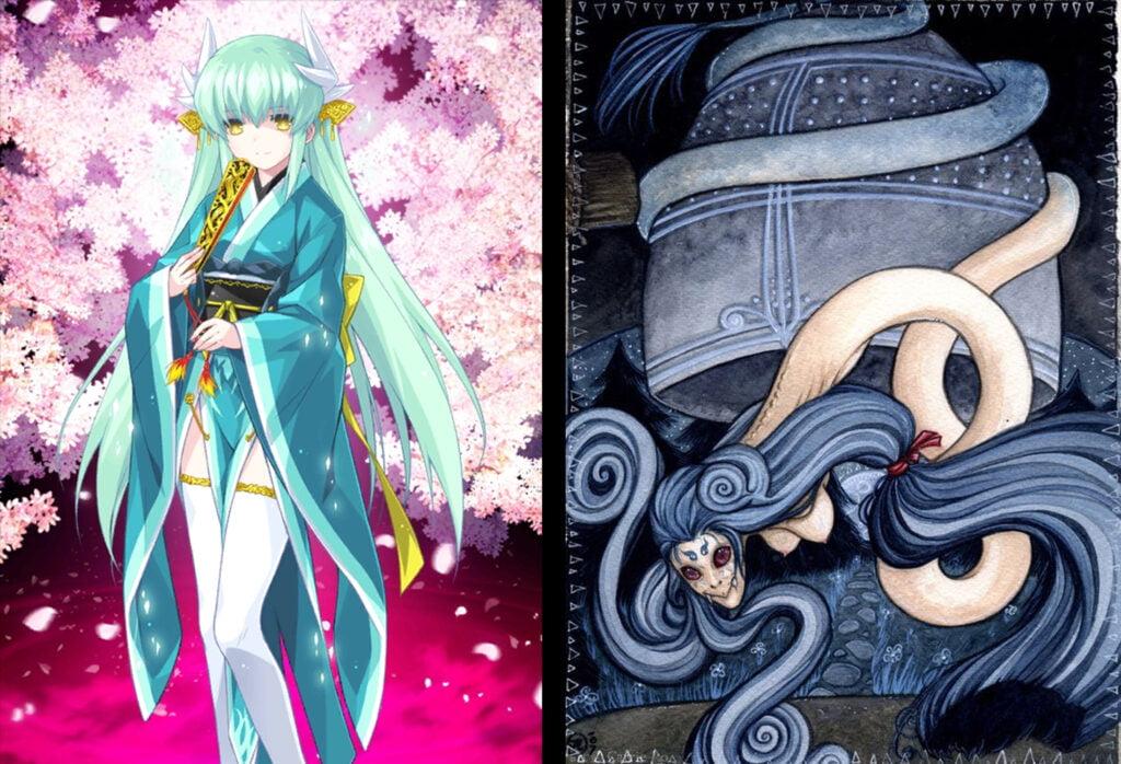 14 Kiyohime 1 - Fate/Grand Order Berserker Sınıfındakilerin Gerçek Hikayeleri - Figurex Ne? Nedir?