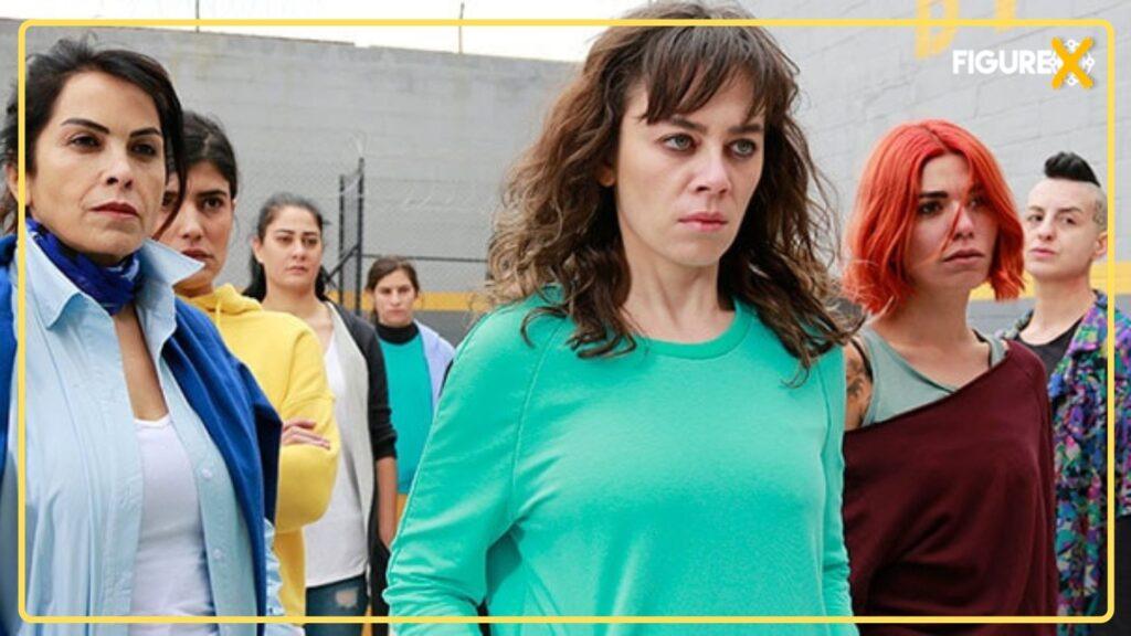 15 Avlu 1 - Netflix'teki En İyi Türk Dizileri - Top 20 - Figurex Dizi
